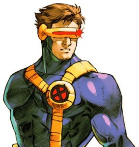 Scott Summers aka Cyclops
