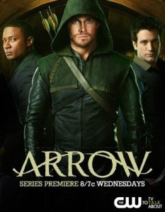 CW's Arrow