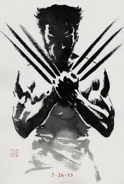The Wolverine Teaser One-Sheet