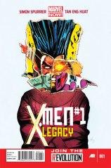 X-Men Legacy #1