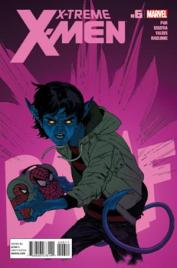 X-Treme X-Men #6