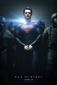 Man of Steel Official Poster