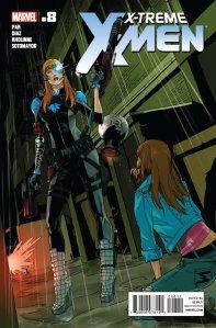 X-Treme X-Men #8