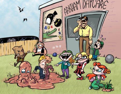 Arkham Daycare