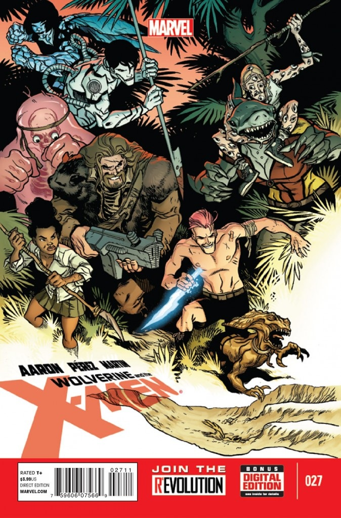 Wolverine and the X-Men | X-Men: The (fan fic) Series | Page 3