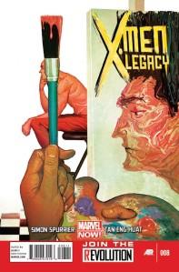 X-Men Legacy #8