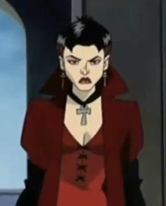 X-Men Evolution - Wana Maximoff
