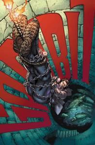 Gambit #16 cover art