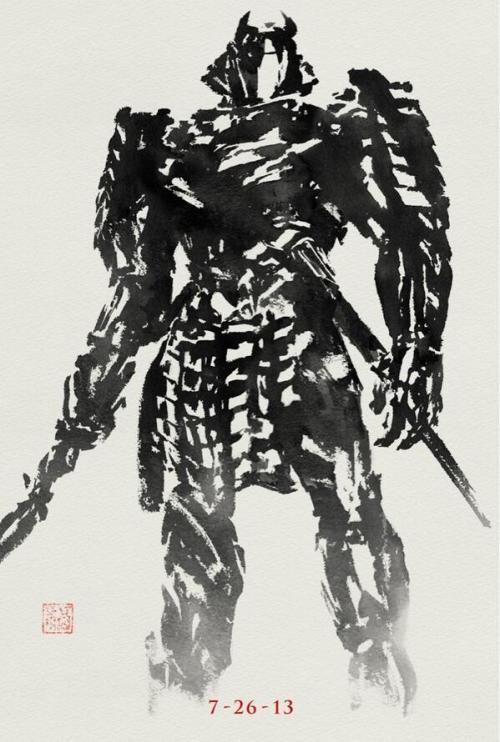 Silver Samurai poster