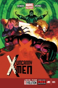 Uncanny X- Men #5