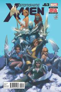 Astonishing X-Men #63