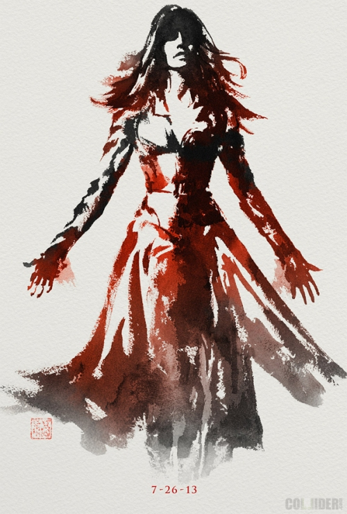 The Wolverine - Jean Grey poster