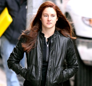 Shailene Woodley as Mary Jane