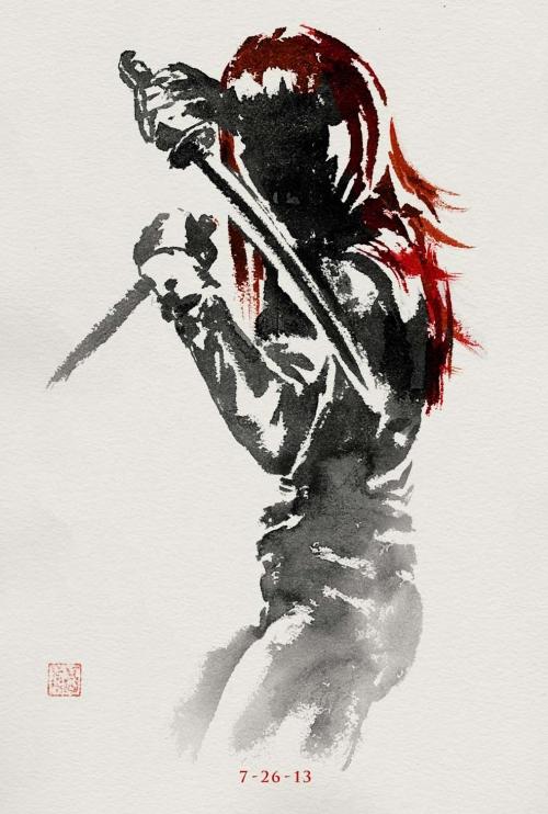 The Wolverine - Yukio poster