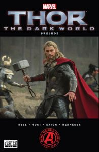 Thor: The Dark World: Prelude #1