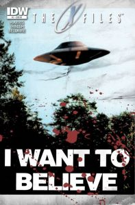 X-Files: Season 10 #1