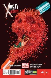 X-Men Legacy #11