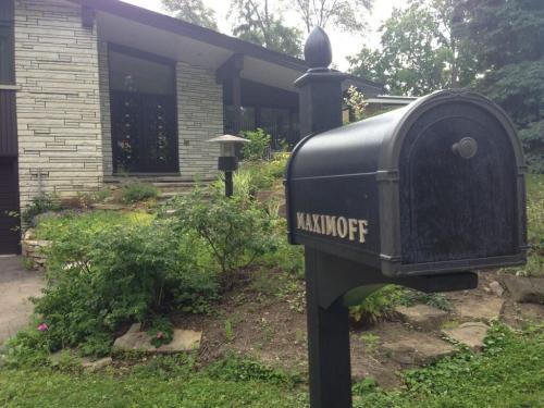 Maximoff House