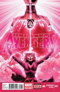 Uncanny Avengers #9