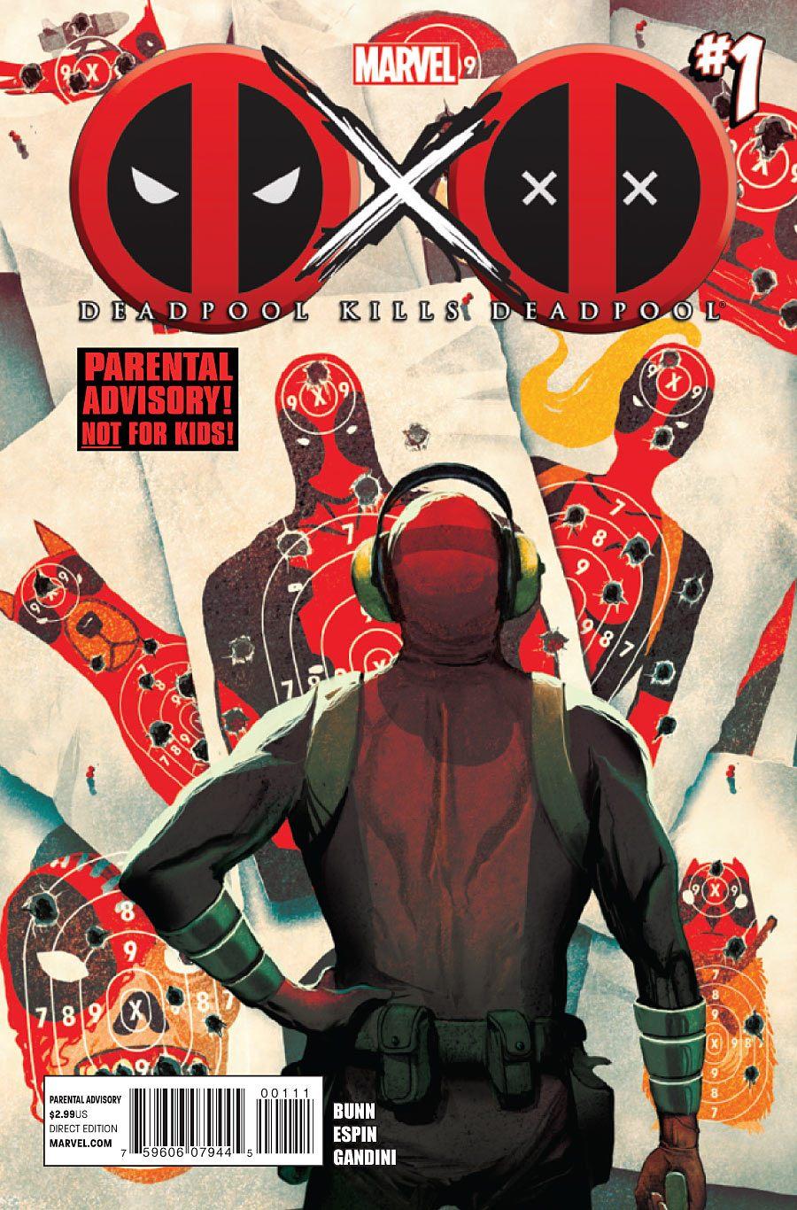 Deadpool kills deadpool x men the fan fic series for Deadpool show