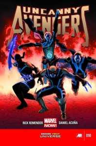 Uncanny Avengers #10