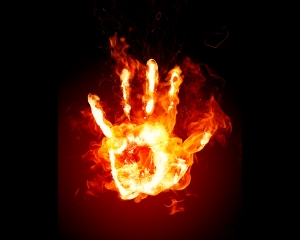 1X00 Fire Hand