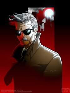 Commissioner James Gordon