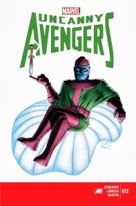 Uncanny Avengers #12