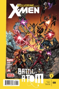 Wolverine and the X-Men #36