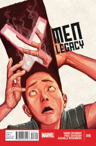 X-Men Legacy #16