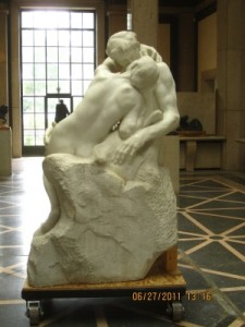 Rodin Museum - Eternal Springtime