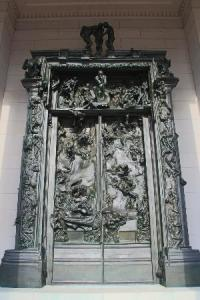 Rodin Museum - Gates of Hell
