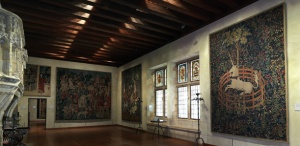Unicorn Tapestries - The Cloisters - MET