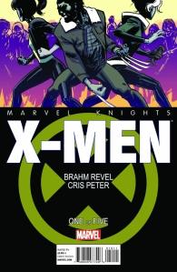 Marvel Knights: X-Men #1