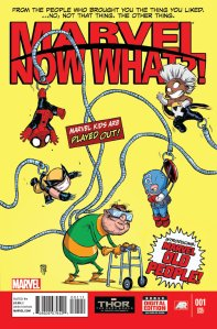 Marvel NOW WHAT!