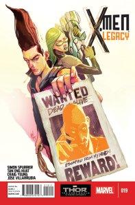 X-Men Legacy #19