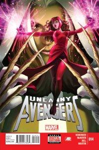 Uncanny Avengers #14