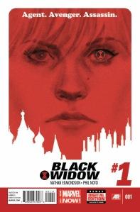 Black Widow #1