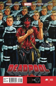 Deadpool #22