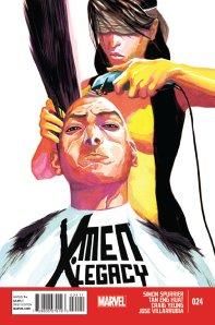 X-Men Legacy #24