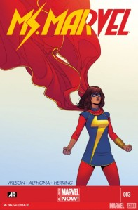 Ms Marvel #3